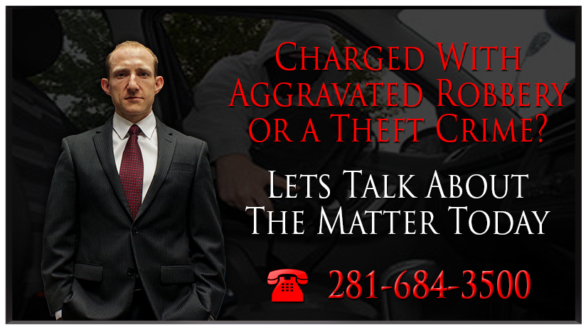 A Houston criminal defense lawyer for theft and robbery offenses.