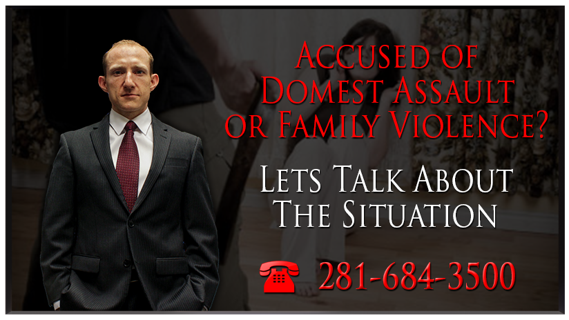 domestic Violence - Houston criminal defense lawyer